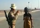 باشگاه خبرنگاران -خوش و بش نیروهای پیشمرگه با تروریست داعشی + فیلم