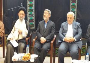 باشگاه خبرنگاران -دیدار وزیر کشور با نماینده ولیه فقیه گلستان