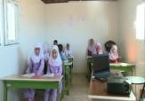 باشگاه خبرنگاران - کانکس جایگزین مدارس چادری