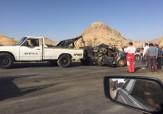 باشگاه خبرنگاران -تصادف مرگبار در محور گچساران - بابامیدان + تصاویر