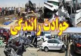 باشگاه خبرنگاران - یک کشته در واژگونی کامیون