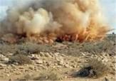 باشگاه خبرنگاران -انفجار مین در شهرستان دهلران