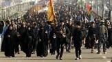 باشگاه خبرنگاران -حرکت پیاده کاروان 40 هزار نفری اربعین حسینی از اهواز تا چذابه