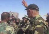 باشگاه خبرنگاران -نبرد سنگین ارتش سوریه با تروریستهای داعش در المیادین + فیلم
