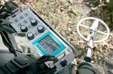 باشگاه خبرنگاران -کشف و ضبط یک دستگاه فلزیاب پیشرفته