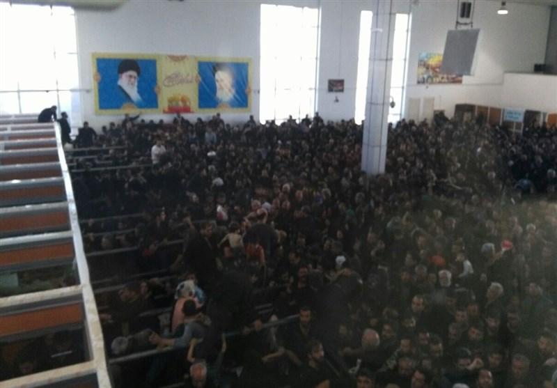 تردد ۲۵۰ هزار زائر از مرز مهران