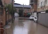 باشگاه خبرنگاران -آبگرفتگی با کوچکترین باران در قائمشهر! + فیلم