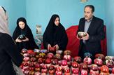 باشگاه خبرنگاران -افتتاح نمایشگاه توانمندسازی زنان روستایی