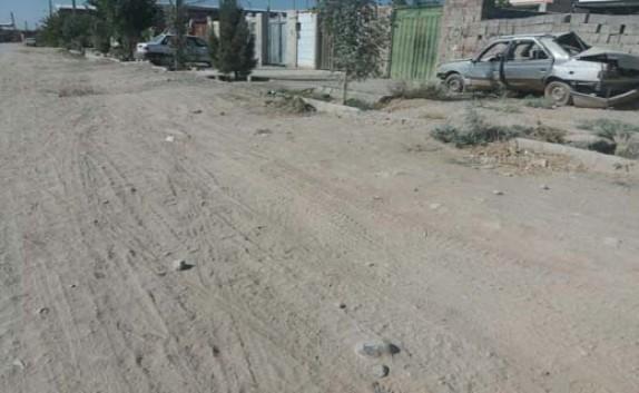 باشگاه خبرنگاران -گلایه ساکنان محله صنعتی از وضعیت نامناسب معابر + فیلم