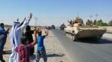 باشگاه خبرنگاران -لحظاتی غرورآفرین در کرکوک؛ اهتزار پرچم عراق در استانداری شهر + فیلم