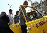 باشگاه خبرنگاران -انتظار طولانی در صف تاکسی! + فیلم