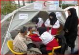 باشگاه خبرنگاران -آماده باش 10 پایگاه هلال احمر برای خدمت رسانی به زائران اربعین