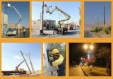 باشگاه خبرنگاران -بهره برداری از 55 پروژه عمرانی برق رسانی در آرادان