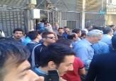 باشگاه خبرنگاران -تجمع رانندگان اسنپ مقابل ساختمان این شرکت + فیلم