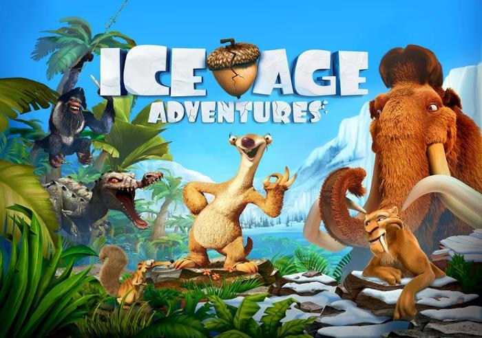 دانلود Ice Age Adventures 2.0.5e ؛ بازی عصر یخبندان