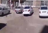 باشگاه خبرنگاران -نگاهی به معابر خاکی مقابل بیمارستان در اسدآباد + فیلم