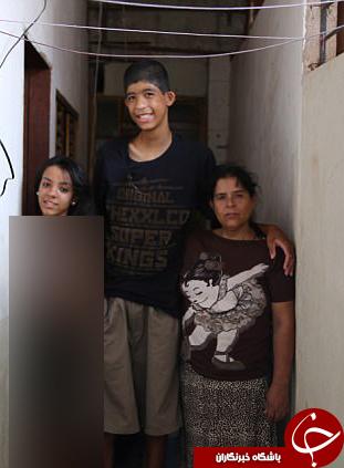 قد بلند ترین کودک دنیا که از دیدنش حیرت خواهید کرد+تصاویر