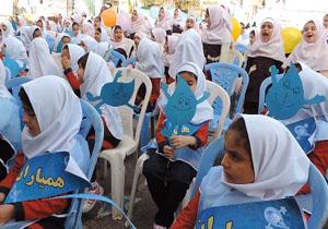 باشگاه خبرنگاران -آب در مدارس نکا