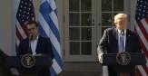 باشگاه خبرنگاران -کنفرانس خبری مشترک ترامپ و نخست وزیر یونان