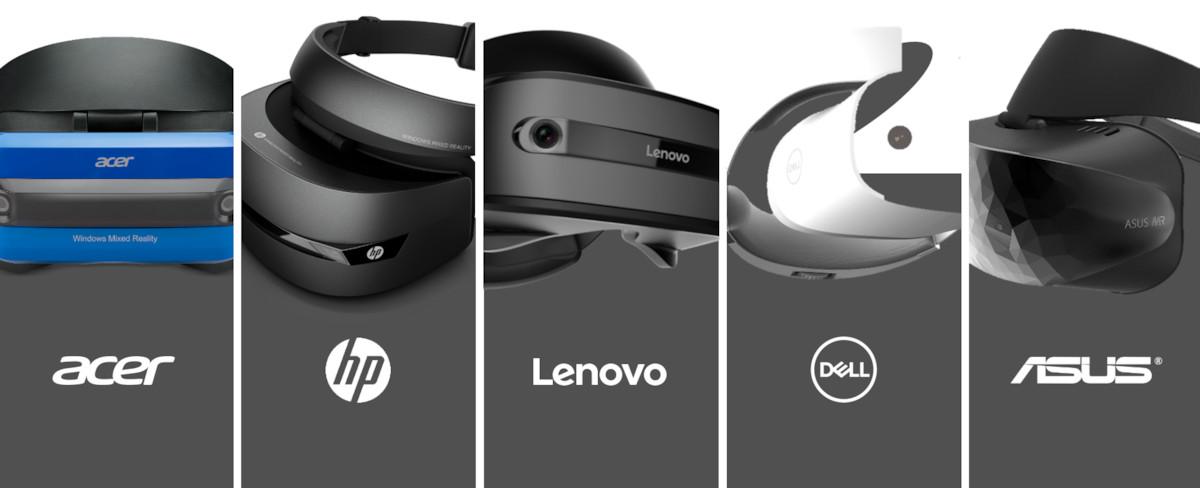 مایکروسافت سرانجام وارد عرصه محصولات VR شد + تصاویر