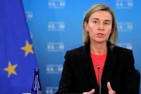 موگرینی: برجام پیروزی اتحادیه اروپا و مردم ایران است