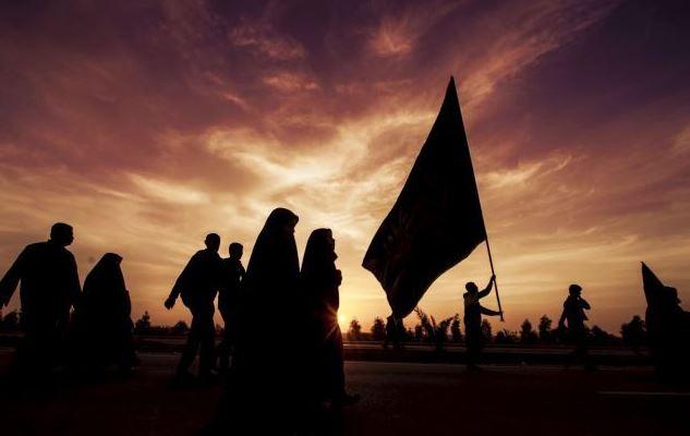 پیاده روی اربعین به روایت تصویر