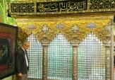 باشگاه خبرنگاران -حضور سرلشکر باقری در حرم حضرت رقیه (س)+ تصاویر