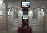 باشگاه خبرنگاران -گشایش نمایشگاه مهرزاد در موزه اقوام گرمسار