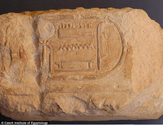 کشف معبد فرعون دوم در جیزه + تصاویر