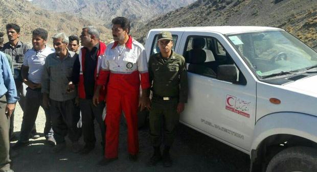 باشگاه خبرنگاران -مفقود شدن یک مرد 33 ساله در ارتفاعات جبالبارز جیرفت