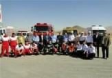 باشگاه خبرنگاران -برگزاری مانور ساعت صفر امدادرسانی جادهای در سنندج