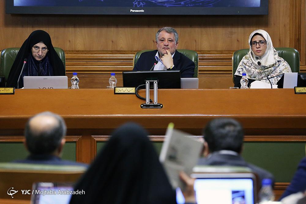 اظهار نظر عجیب محسن هاشمی در مورد تعداد جلسات شورای چهارم تهران