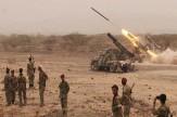 باشگاه خبرنگاران -شلیک دقیق واحدهای توپخانه یمن به محل تجمع ارتش عربستان+ فیلم
