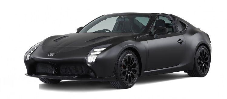 سورپرایز عجیب تویوتا برای نمایشگاه خودرو توکیو + فیلم