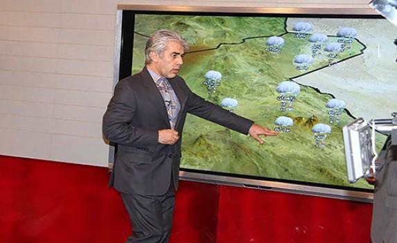 باشگاه خبرنگاران -استودیو خبری تخصصی هواشناسی در اصفهان احداث می شود