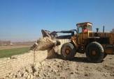 باشگاه خبرنگاران -بازگشت ۱۰هزار متر از زمینهای کشاورزی تغییر کاربری شده در سخوید