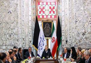جزئیات جلسه اعضای شورای شهر تهران با لاریجانی در مورد دیوار کشی مقابل مجلس قدیم