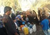 باشگاه خبرنگاران -مشکل بیآبی اهالی روستای «دهنو بهزادی» را رنج میدهد + تصاویر