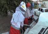 باشگاه خبرنگاران -دوره تخصصی نجات در جاده در آباده