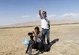 باشگاه خبرنگاران -فیلم کوتاه با موضوع دریاچه ارومیه در آذربایجان غربی تولید شد