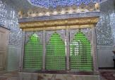 باشگاه خبرنگاران -خرید ضریح آستان امام زاده سیداحمد (ع) راهنویه