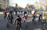 باشگاه خبرنگاران -همایش دوچرخهسواری در لردگان