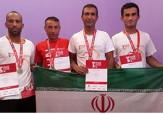 باشگاه خبرنگاران -نائب قهرمانی دونده فارس در مسابقات ارمنستان