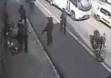 باشگاه خبرنگاران -دستگیری سارقان حین زورگیری در خیابان + فیلم