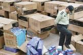 باشگاه خبرنگاران -کشف بیش از 600 میلیون ریال کالای قاچاق در کبودراهنگ