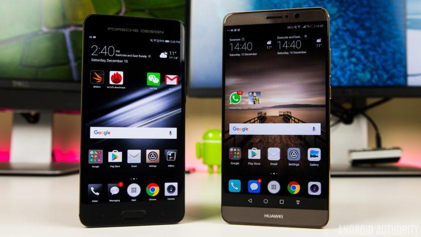 گوشی میت 9 نیز به اندروید 8 مجهز خواهد شد