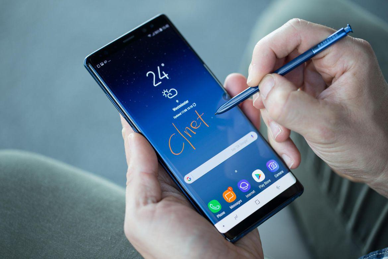 سامسونگ در تلاش برای افزایش کارایی قلم هوشمند Note 9