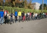 باشگاه خبرنگاران -حضور ۶۰ دوچرخه سوار مهابادی در حمایت از پویش روز بدون خودرو