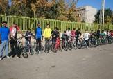 باشگاه خبرنگاران -همایش دوچرخه سواری روز بدونه خودرو