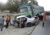 باشگاه خبرنگاران -بیشترین فوتی تصادفات استان در بویراحمد و دنا